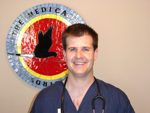 Medical Center For Birds Oakley California - Dr. Olsen