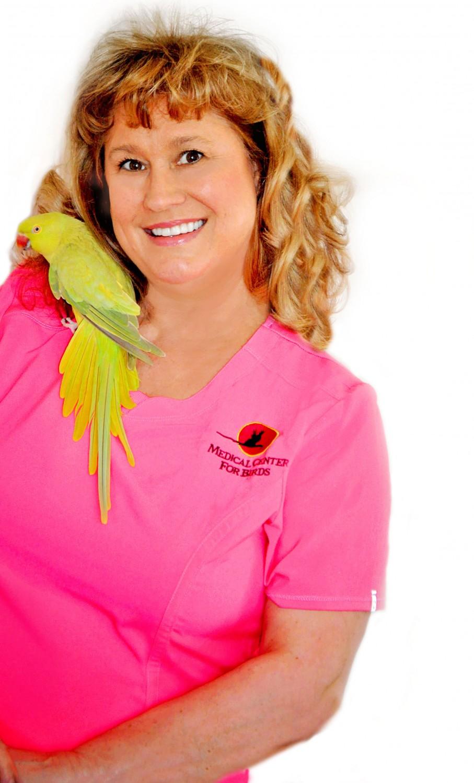 Medical Center For Birds Oakley California - Gail Hansen - Front Office