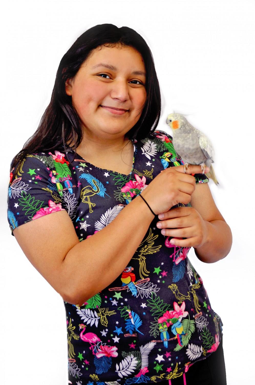 Natalie Martinez, Kennel Assistant