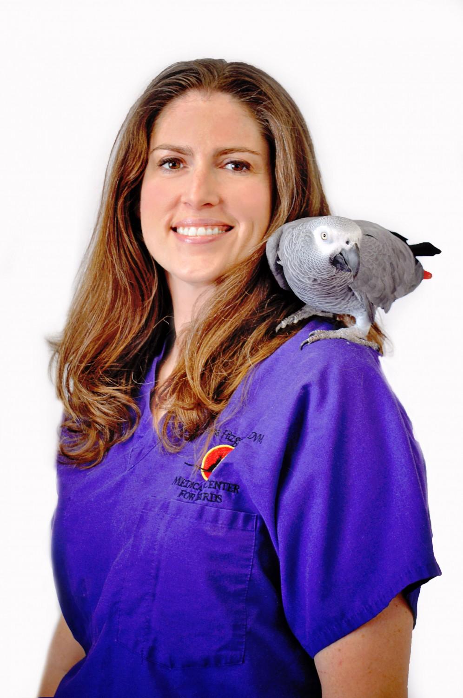 Medical Center For Birds Oakley California - Brenna Fitzgerald, DVM, DIP ABVP